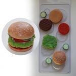 Кондитерские,еда Пластик формы