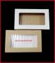 Коробка 200*120*40 подарочная с окошком (10 шт.)