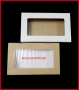 Коробка 250*150*40 подарочная с окошком Крафт 10 шт.