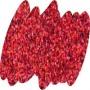 Глиттер красный голография 5 грамм