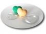 Пластиковая форма Сердце 2 Сфера ПК