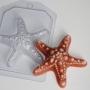 Пластиковая форма Морская звезда ФМ