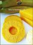 Силиконовая форма Колечко ананаса 2Д