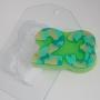 Пластиковая форма 23 февраля ПЛ ФМ