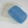 Пластиковая форма Вязаное ФМ