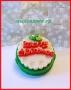Распродажа Силиконовая форма Merry Christmas 2Д