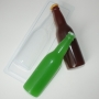 Пластиковая форма Бутылка пива ФМ