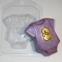 Пластиковая форма Боди детское ФМ