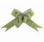 Бант-бабочка фактура изысканный зеленый