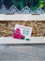 Наклейка для упаковки Для тебя розы №2 (30 шт.)