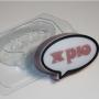 Пластиковая форма Выноска 1 Хрю ФМ