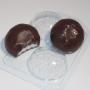 Пластиковая форма Зефир в шоколаде ФМ