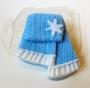 Пластиковая форма Вязаный шарф НР