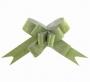 Бант-бабочка фактура изысканный зеленый 10 шт.