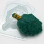 Пластиковая форма Веник дубовый ФМ