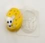 Пластиковая форма Влюбленная в сыр МИ
