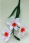 Зелень искусственная Нарцисс садовый (3 цветка)