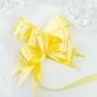 Бант-бабочка Желтый (10 шт.)