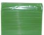 Трубочка пластик зеленый 1 шт.