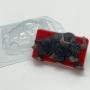 Пластиковая форма Бык бьет копытом ФМ