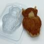 Пластиковая форма Бык мохнатый ФМ