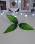 Искусственная зелень Лист лилии
