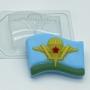 Пластиковая форма Флаг ВДВ ФМ