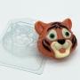 Пластиковая форма Тигр мульт мордочка ФМ