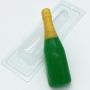 Пластиковая форма Бутылка шампанского ФМ