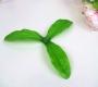 Искусственная зелень Лист лилии №2