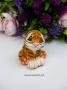 Силиконовая форма Тигруша 3Д (с)