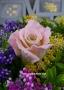 Силиконовая форма Серия Свадебная Роза №1