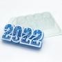 Пластиковая форма 2022 Скандинавский орнамент ФМ
